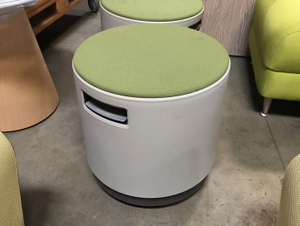 Bouy Height Adjustable Ottoman