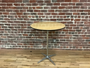 Table, Bar Height with Laminate Top and